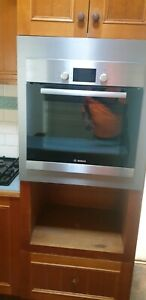Used Bosch Wall Oven like new