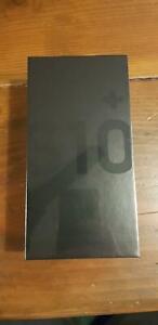 Samsung Galaxy S10  Duel Sim 500GB - Ceramic Black