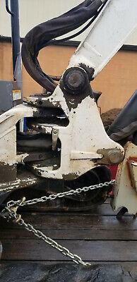 Bobcat 337 341 Mini Excavator Swing Bracket Frame 6810462