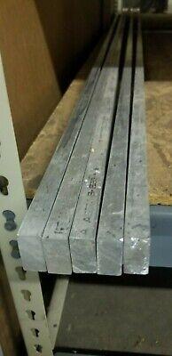 34 X 1 14 Aluminum 6061 Flat Bar Mill Stock X 12 Long