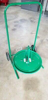 Greenlee 37218 Bx-armored Coiled Cable Dispenser Excellent Condition