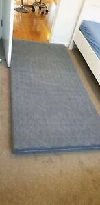 Ikea Single Mattress with Removable Cover