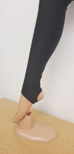 Shiny Lycra Stirrup leggings | Dance & Gymnastics