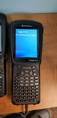 Zebra Motorola Psion Teklogix Workabout Pro 4 Windows Weh6.5 Se4500 2d Imager