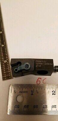 Carboloy Turning Insert Holder Cartridge- Msknr-12ca-12 A798