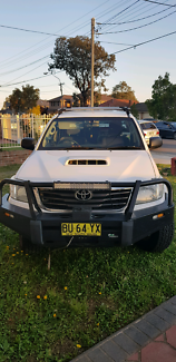 Toyota Hilux 2013 SR Turbo Diesel 3 L  Auto Padstow Bankstown Area Preview