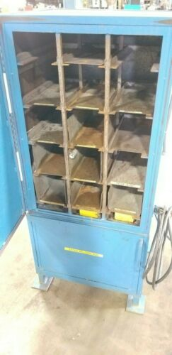 """Dry Rod  Welder Electrode Oven 150F 12 - 6""""x6""""  3 - 4""""x6"""" sections 120 volts"""