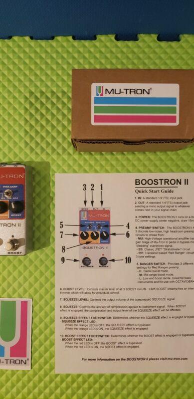 Mutron Boostron II