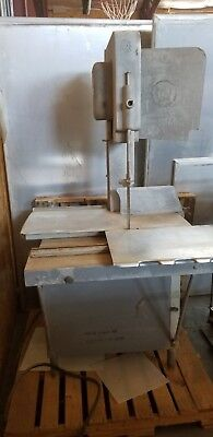 Industrial Grade Hobart Butcher Station Vertical Meat And Bone Saw