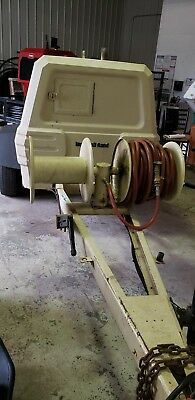 Ingersoll Rand Air Compressor 185 2006