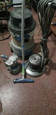 Clarke Floor Buffer Super 7 Edger And Ceno Vacuum With Wand And Hose