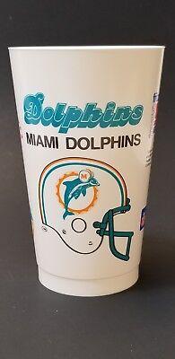 NFL Miami Dolphins Cup Coca-Cola Frozen Coke Football