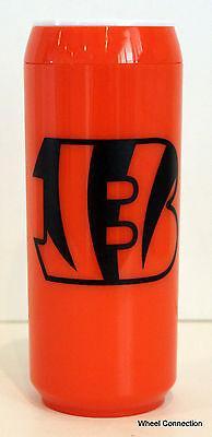 NFL Cincinnati Bengals Travel Plastic Mug Football League Beverage Cup -