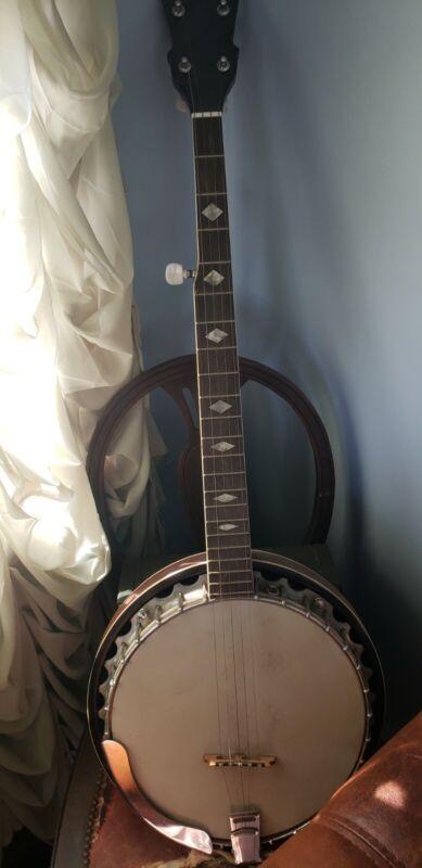 Vintage Ventura 5 String Banjo