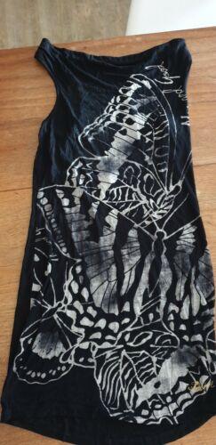 Robe noir desigual taille xl.