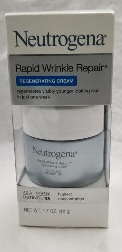 Neutrogena Rapid Wrinkle Repair Regenerating Cream 1.7 Oz FR