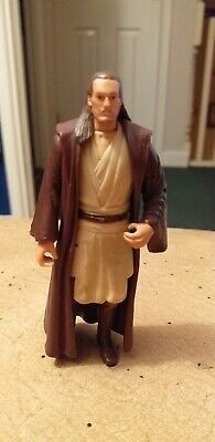 STAR WARS EP1 QUI GON JINN ACTION FIGURE