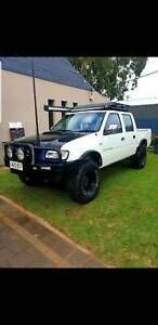 Holden Rodeo turbo diesel 4x4