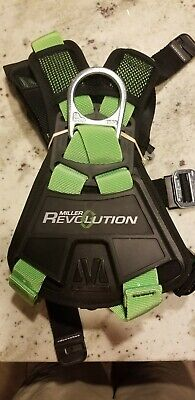 Miller Revolution Full Body Safety Harness With Quick Connectors Rdf- Qcugn