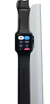 Apple iWatch Series 3 - 42mm - Wi-Fi+Cell - Space Gray - Aluminium Case.