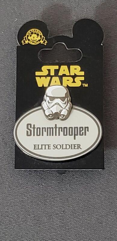 Disney Pin Cast Exclusive Star Wars Stormtrooper Elite Soldier