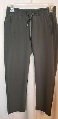 Zella Adapt Stretch Crop Pant, sz XS, Olive Green, Perfect condition!!