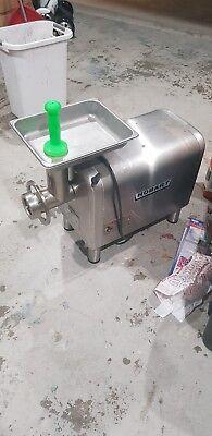 Hobart 4812 Meat Grinder Chopper 120 V 12 Hp