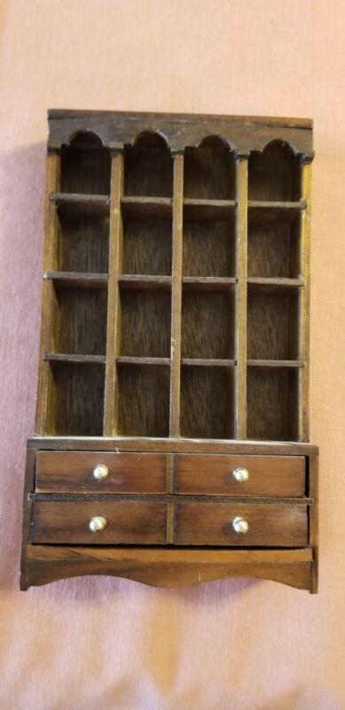 Thimbles shelf