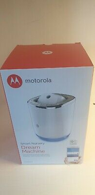 Motorola Smart Nursery Dream Machine With Lightshow Projector & 2 Way Talk Back