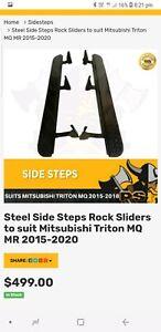 Triton Rock Slider steps $400