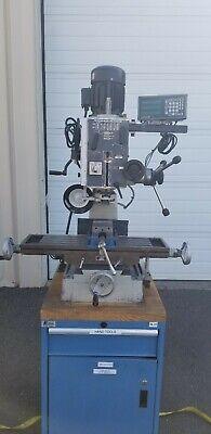 Msc Milling Machine Wdro