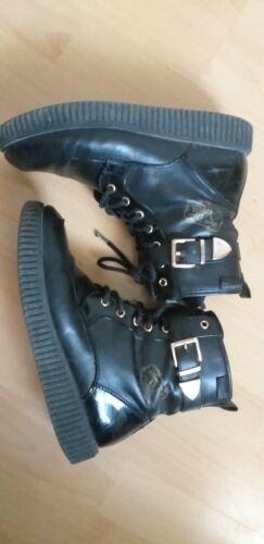 Violetta Boots Stiefel Stiefeletten Sportschuhe  Gr 35