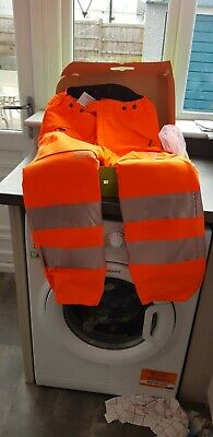 ARBORTEC BREATHEFLEX HI-VIZ ORANGE- Type C Size L Class3