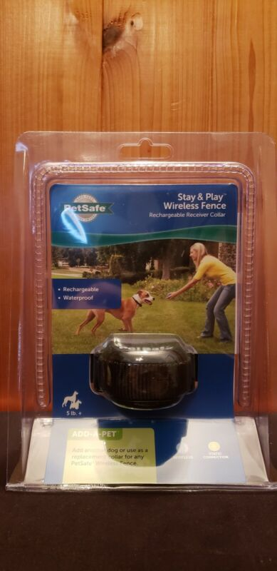 PetSafe Stay and Play Wireless Collar for Dogs PIF00-14288 BRAND NEW!
