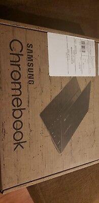 Samsung Chromebook 3 4GB Ram 16GB SSD 11.6-Inch Laptop - Black
