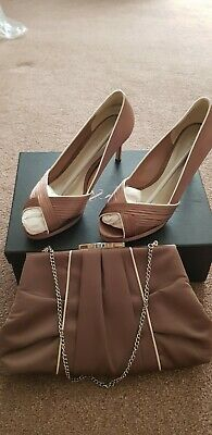 Phase eight shoes size 4 And Matching Bag