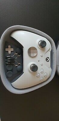 Microsoft HM3-00012 Xbox One Elite Wireless Controller Special Edition - White