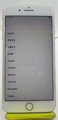 Apple iPhone 8 Plus 64GB Gold A1864 (Unlocked) - iOS Smartphone - FR6478