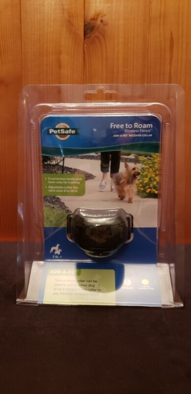 PetSafe Free to Roam Wireless Fence Receiver Collar - PIF00-15002 BRAND NEW