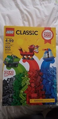 LEGO Classic Creative Building Box Set (#10704, 900 Pieces) *BRAND NEW/SEALED*