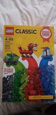 LEGO Classic Creative Building Box Set (#10704, 900 Pieces)