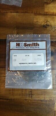25 Vintage Hh Smith 6285 Wafers