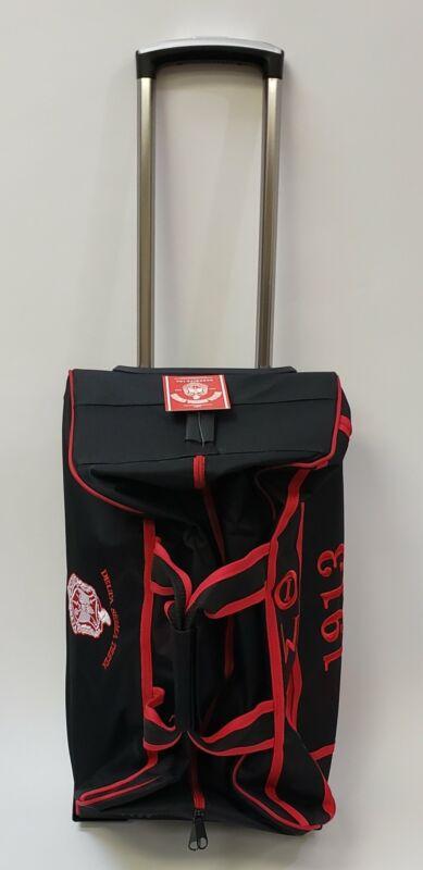 Delta Sigma Theta - Black Trolley Bag