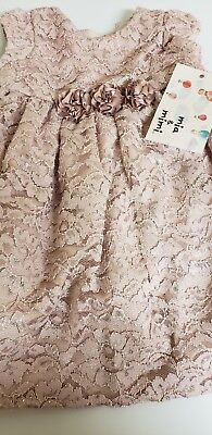 Toddler Lace Dress for Girls 12M](Lace Dress For Toddler Girl)