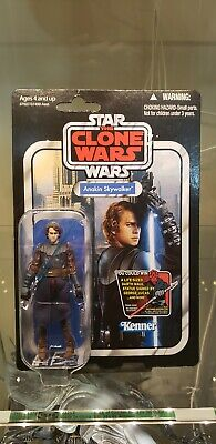 2011 Star Wars Clone Wars ANAKIN SKYWALKER Vintage Collection 3.75 VC92