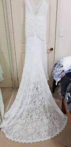 Wedding dress frankie