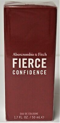 Fierce Confidence By Abercrombie & Fitch 1.7 oz Cologne Spray For Men New In Box for sale  Hauppauge