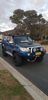 2010 Toyota Hilux SR5 3.0 TD Jerrabomberra Queanbeyan Area Preview