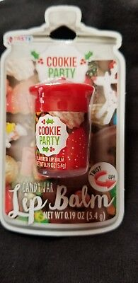 ar Cookie Party Flavored Lip Balm ~ Sealed  (Taste Candy)