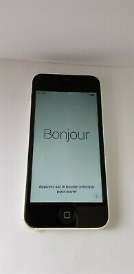Apple iPhone 5C 16gb White A1456 (Unlocked) Great Phone Discounted NW2433